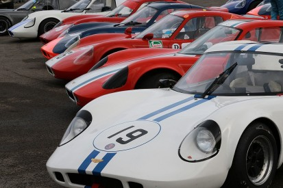 Chevron stars reunited at Oulton Park Gold Cup