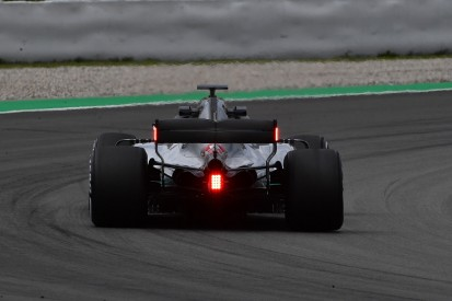 Formula 1 to use new rear wing rain lights in 2019