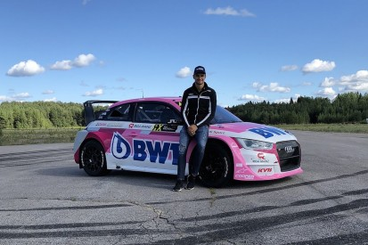 Ekstrom's squad gives Muller Latvia WRX drive, expands to four cars