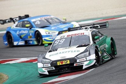 Audi commits to DTM for 2019 but needs third manufacturer for '20