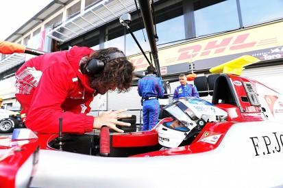 Ferrari junior Alesi believes 2018 GP3 title bid is over