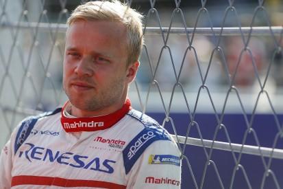 Formula E racer Rosenqvist's future 'complicated' amid IndyCar link