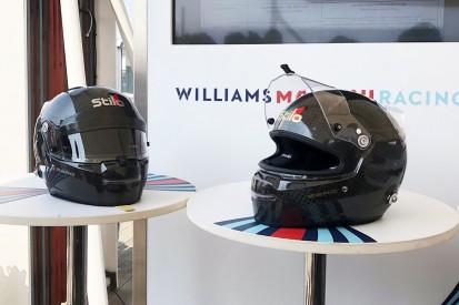 Formula 1's new ballistic-tested helmet revealed at Italian GP