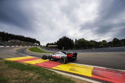 Formula 1: Grosjean to try new Haas floor again at Monza