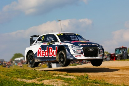 Audi to end its works World Rallycross programme after 2018 season