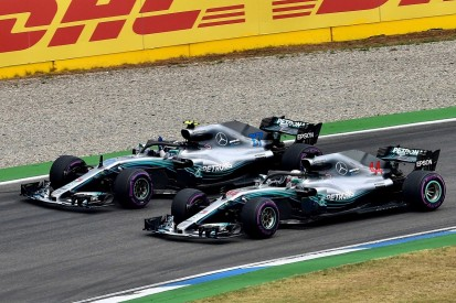 Bottas prepared to accept Mercedes F1 team orders to help Hamilton