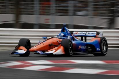 Points leader Scott Dixon fastest as IndyCar returns to Portland