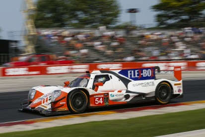 IMSA SportsCar Championship LMP2 class hit with first BoP change