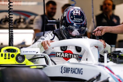 Williams: Formula 1 driver swaps unlikely before Russia