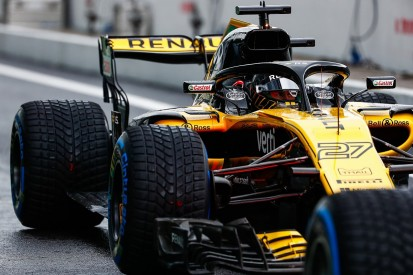Italian GP: Hulkenberg to start at back of grid after engine change