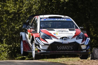 Tanak still not comfortable with Toyota Yaris despite WRC wins