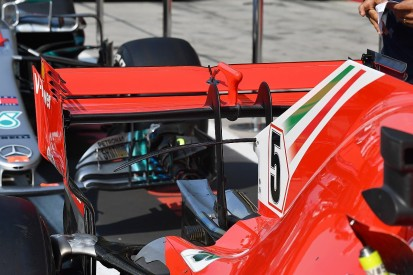 Late rear-wing change is Formula 1's best vision compromise