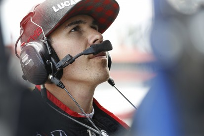 IndyCar star Wickens moved to hospital near his Indianapolis home