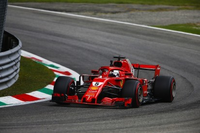 Italian GP FP2: Vettel fastest in F1 session delayed by Ericsson crash