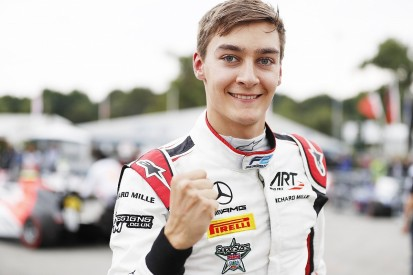 F2 Monza: Mercedes F1 junior Russell tops qualifying, Norris P7