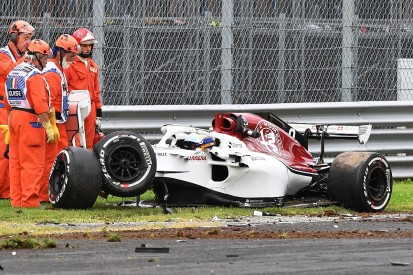 Sauber thinks it has found DRS fix after Ericsson's Monza crash