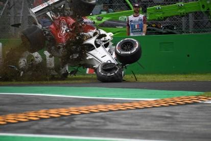 Sauber breaks curfew to fix Marcus Ericsson's car after huge crash