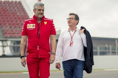 First impressions of Ferrari's new man at the helm in Formula 1