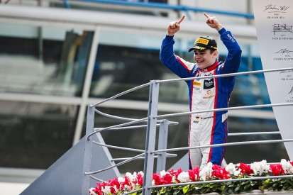 GP3 Monza: David Beckmann's Trident Racing switch earns another win