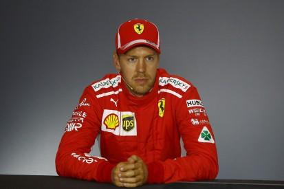 Vettel refuses to explain his curt Q3 radio message to Ferrari