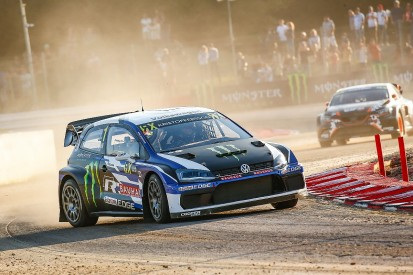 World RX Loheac: Kristoffersson heads Ekstrom after France day one
