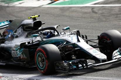 Bottas has explanation for big Hamilton gap in Italian GP weekend