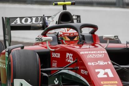 F2 Monza: Ferrari junior Antonio Fuoco disqualified, loses pole