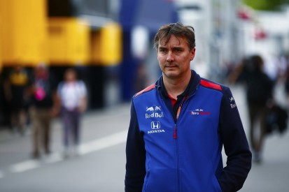 McLaren F1 team not interested in Red Bull's terms for James Key