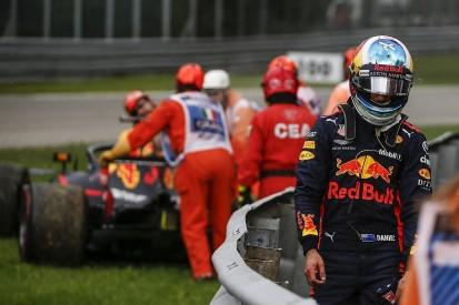 Ricciardo's Italian GP failure was clutch, not Renault F1 engine
