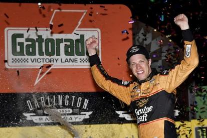 NASCAR Darlington: Penske's Brad Keselowski gets first win of 2018