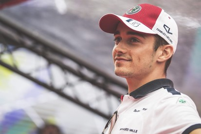 Leclerc's F1 2019 switch to Ferrari in place of Raikkonen back on
