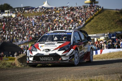 Toyota forced to revert to older-spec WRC engine for Rally Turkey