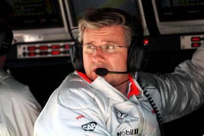 Fry returns to McLaren to strengthen F1 team's technical department
