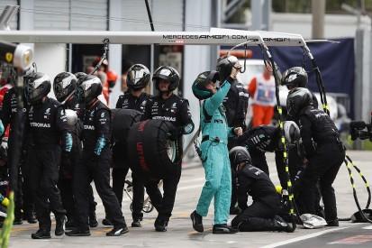 Mercedes denies 'phantom' F1 pitstop tactic was used in Italian GP