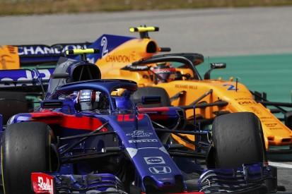 McLaren: Toro Rosso should sign Vandoorne for 2019 F1 season