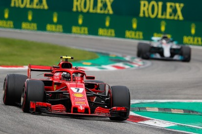 Ferrari more aggressive than Mercedes in F1 Singapore GP tyre call
