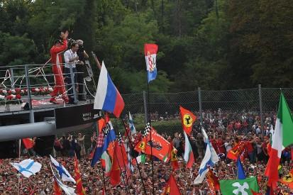 Ferrari's Kimi Raikkonen: Formula 1 fans should not boo drivers