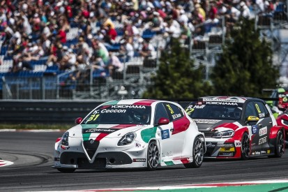 Kevin Ceccon to complete 2018 WTCR season with the Alfa Romeo team