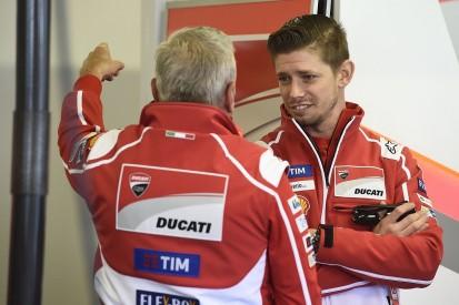 Casey Stoner: Ducati MotoGP team isn't using my feedback