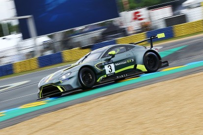 Aston Martin to find factory driver in Young Driver Academy scheme