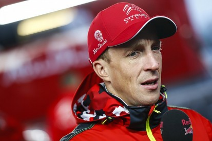 Ex-Citroen WRC driver Kris Meeke returns for RallyLegend event