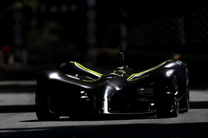 Human drivers to feature in Roborace's Season Alpha first year