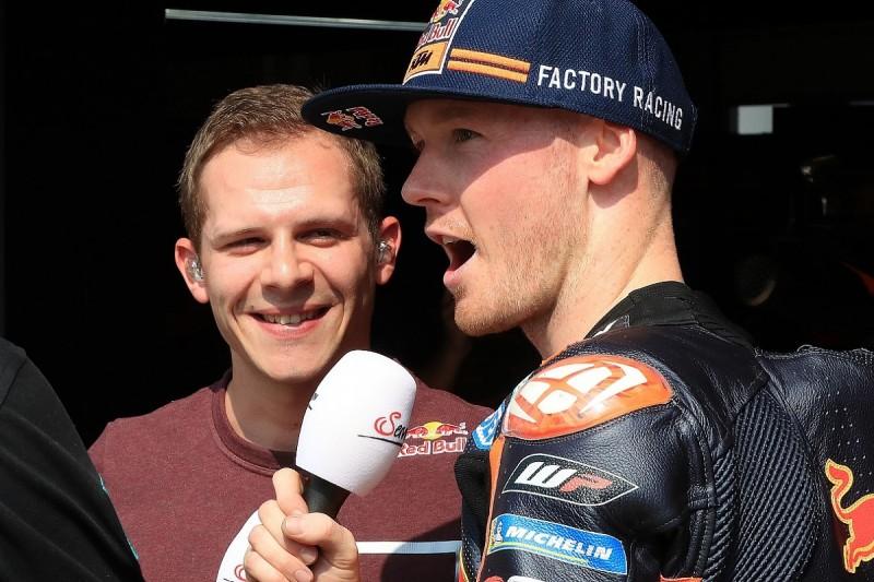 KTM MotoGP racer Bradley Smith announced as 2019 Aprilia test rider
