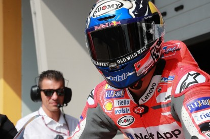 Misano MotoGP: Dovizioso and Lorenzo one-two for Ducati on Friday
