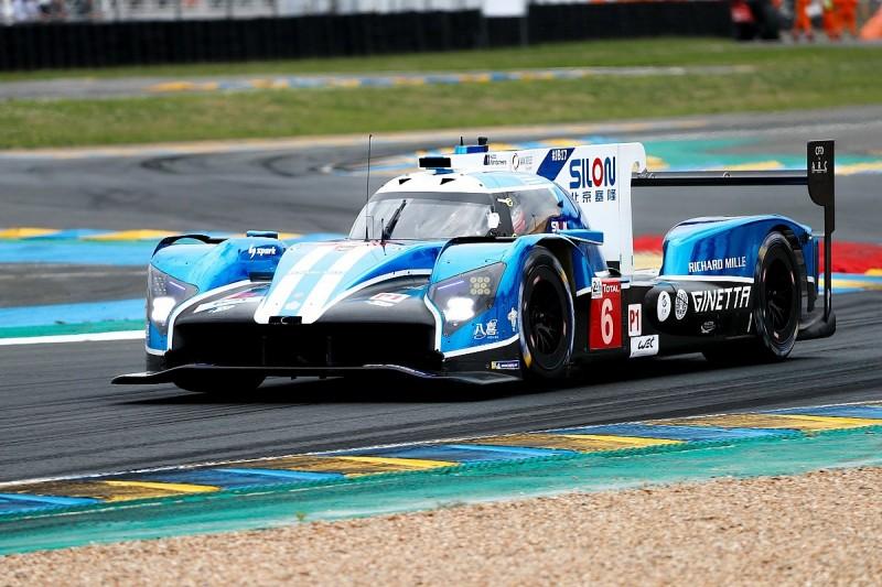 Single Ginetta entry to return to WEC LMP1 grid at Fuji