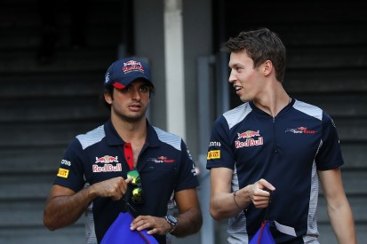 Sainz always thought ex-Toro Rosso F1 team-mate Kvyat would return