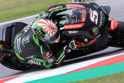 Misano MotoGP: Johann Zarco heads Jack Miller in drying FP3