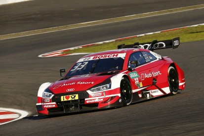 DTM Nurburgring: Rene Rast edges Gary Paffett for pole position
