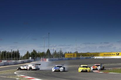 DTM Nurburgring: Di Resta slams BMW's Eng for 'brake-testing'