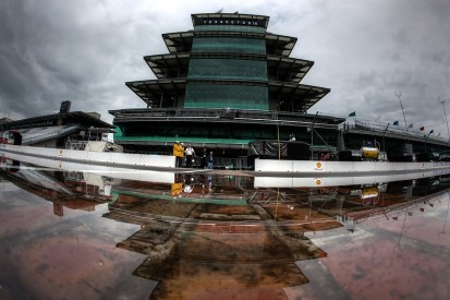 NASCAR Indianapolis: Kyle Busch on pole as rain cancels qualifying